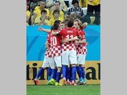 Denmark Croatia Set World Cup Record Fastest Goals