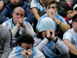 Argentine Fans On Social Media Not Hopeful Against France Their Only Bet Is Messi