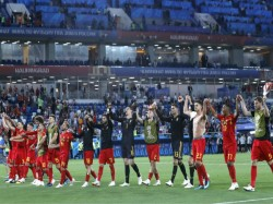 Belgium S Golden Generation Bid Adieu Russia With Lots Hope
