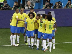 Brazil Stops Their Run Switzerland Like Messi Brigade Russia World Cup