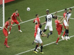 Fifa World Cup 2018 Match Report Switzerland Vs Costa Rica