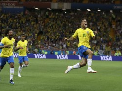 Neymar Stars As Brazil Beat Austria Final World Cup Warm Up Game