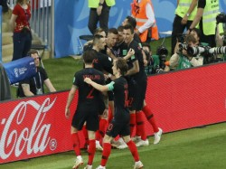 Croatia Beat Denmark 3 2 Penalty Shootout Round 16 Match