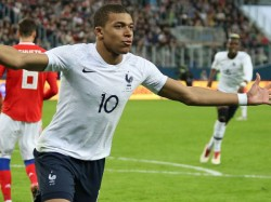 World Cup Takes Two But Also Gives New Star On Saturday