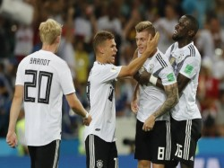 Germany Touches 80 Years Old Record 1938 World Cup After Early Exit Group Stage