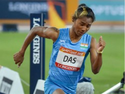 Hima Das Will Receive Government Funding Under Top Scheme