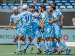 India Improves Hockey World Rankings