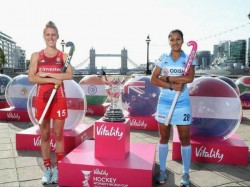 India Draw With England Women S Hockey World Cup