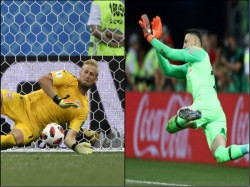 First Time Ever A World Cup Match Two Goalkeepers Saves 3 Penalty