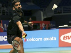Kidambi Srikanth And Sameer Verma Knocked Out Of Thailand Masters In First Round