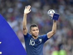 Kylian Mbappe Becomes Greatest Talent Russia World Cup