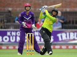 Smriti Mandhana Equals Record Fastest Half Century Women S T20 Cricket