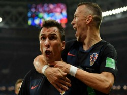 Croatia S Mario Mandzukic Is The Only Player The Fifa World Cup Score Own Goal And Goal
