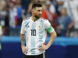 Lionel Messi Form The First Eleven Against Nigeria Their Most Vital Match Of Fifa World Cup
