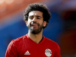Mohammed Salah Passes Fitness Test Before The Match Russia