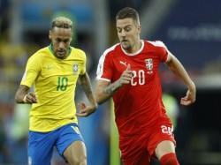 Huge Blow Brazil As Neymar Injured Left Training Midway