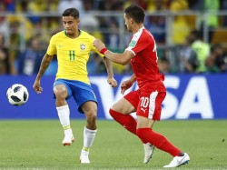 Kutinho Brazil Selects Man The Match Against Costa Rica Fifa World Cup