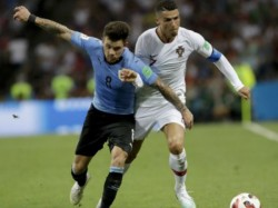 Portugal Knocks From Russia World Cup Defeated Uruguay