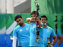 Asian Games Indian Men S Archery Team Bags Silver Medal