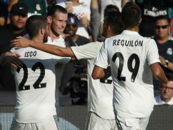 Juventus Lost Against Real Madrid International Champions Cup