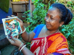 The Video Swapna Barman S Mother Will Surprise You