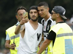 Today Cristiano Ronaldo Play His First Competitive Match Juventus