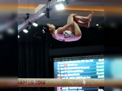 Asian Games 2018 Injury Sucked Dipa Karmakar S Hope