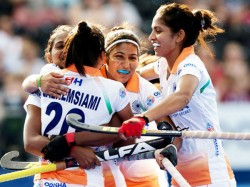 Asian Games 2018 Indian Women S Hockey Team Thrashes Kazakhstan By 21