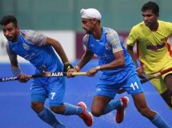 India Men S Hockey Team Beat Sri Lanka 20 0 Group Match