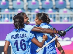 India Secure Their Place The Quarter Final Women Hockey World Cup