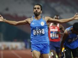 Manjit Singh Gets Gold Asian Games