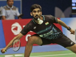 Kidambi Srikanth Sourabh Verma Enter Quarters As Lakshya Sen Lose In Syed Modi International