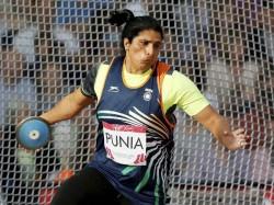 India Won Bronze Discus Throw Asian Games