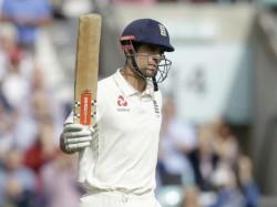 England Vs India Fifth Test Cook Made Last Inning S Century England Buiding A Mountanous Run