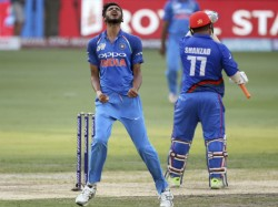 Asia Cup 2018 Super Four Ind Vs Afg Score At Innings Break