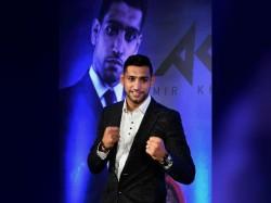 British Professiional Boxer Amir Khan Beats Samuel Vargas Sets Up Kell Brook For The Next Clash