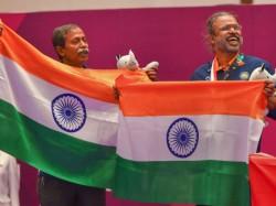 Gold Medal Winner Bridge Players Pranab Bardhan Shibhnath Sarkar Return Home