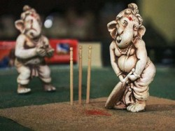 Ganesh Chaturthi Former Present Even Foreign Cricketers Celebrate The Festival