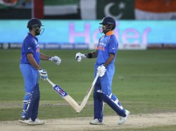 Recovery Of Shikhar Dhawan And Rohit Sharma Is Being Monitored Call On Participation On Match Day