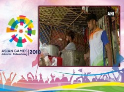 Bronze Medal Winner At The Asian Games 2018 Sells Tea At Fathers Shop