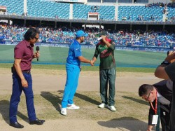Asia Cup 2018 Final Ind Vs Ban India Won The Toss Opted Field First