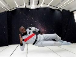 Usain Bolt Enters An Unprecedented Race Zero Gravity Watch Video