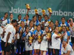 Indian Women S Hockey Team Wins Silver After Losing 1 2 Japan Final