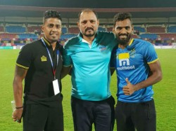 India Vs China Fifa Friendly India Can Put Up Good Fight Against China Says Ancheri