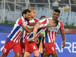 Isl 2018 Atk Vs Chennaiyin Fc Match Report Atk Wins First Match Home