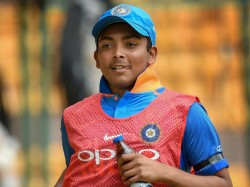 Who Is Prithvi Shaw Know Everything About The Cricketer Who Made A Century In Debute Test