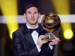 Ballon D Or Poll Disappears After Lionel Messi Goes On Top