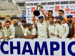 India Vs West Indies What Says Virat Kohli After Winning The Series
