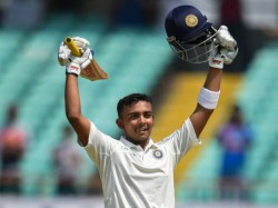 Prithvi Shaw Scores 150 Against Kiwi Eleven Ahead Of Team Selection For New Zealand Tour