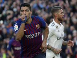 El Clasico Suarez Ends 10 Year Messi Ronaldo Monopoly On Clasico Penalties